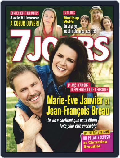 7 Jours (Digital) July 17th, 2020 Issue Cover