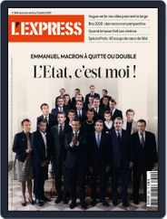 L'express (Digital) Subscription July 8th, 2020 Issue