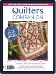 Quilters Companion (Digital) Subscription July 1st, 2020 Issue