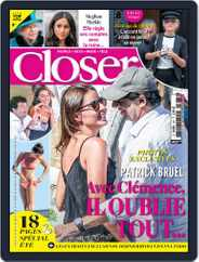 Closer France (Digital) Subscription July 8th, 2020 Issue