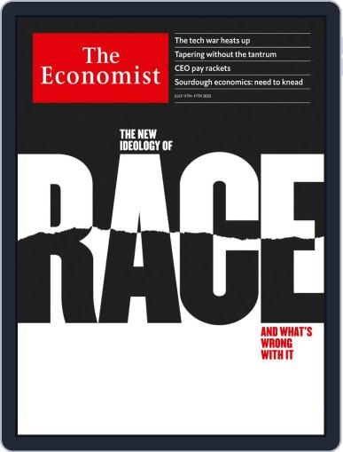 The Economist Continental Europe Edition July 11th, 2020 Digital Back Issue Cover
