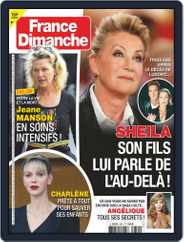 France Dimanche (Digital) Subscription July 10th, 2020 Issue
