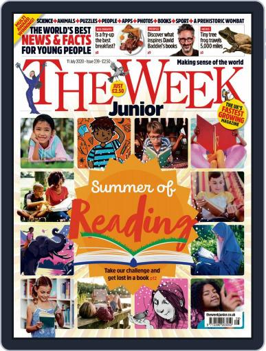 The Week Junior (Digital) July 11th, 2020 Issue Cover