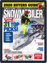 American Snowmobiler Magazine (Digital) Subscription October 1st, 2019 Issue
