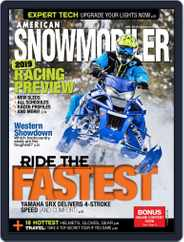 American Snowmobiler Magazine (Digital) Subscription January 1st, 2019 Issue