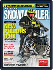 American Snowmobiler Magazine (Digital) Subscription November 1st, 2018 Issue