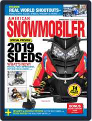 American Snowmobiler Magazine (Digital) Subscription March 1st, 2018 Issue