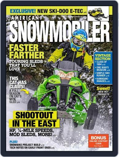American Snowmobiler Magazine (Digital) February 1st, 2018 Issue Cover