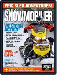 American Snowmobiler Magazine (Digital) Subscription January 1st, 2018 Issue