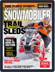 American Snowmobiler Magazine (Digital) Subscription November 1st, 2017 Issue
