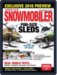 American Snowmobiler Magazine (Digital) Subscription March 1st, 2017 Issue