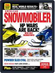 American Snowmobiler Magazine (Digital) Subscription March 11th, 2016 Issue