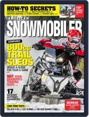 American Snowmobiler Magazine (Digital) Subscription November 1st, 2015 Issue