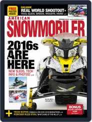 American Snowmobiler Magazine (Digital) Subscription March 13th, 2015 Issue