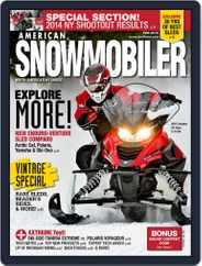 American Snowmobiler Magazine (Digital) Subscription January 14th, 2015 Issue