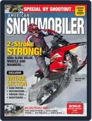 American Snowmobiler Magazine (Digital) Subscription January 10th, 2014 Issue