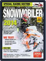 American Snowmobiler Magazine (Digital) Subscription November 29th, 2013 Issue