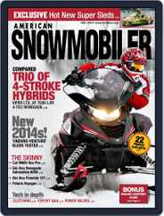 American Snowmobiler Magazine (Digital) Subscription November 1st, 2013 Issue