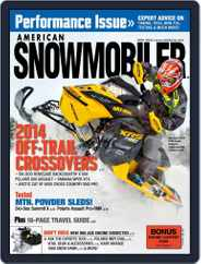 American Snowmobiler Magazine (Digital) Subscription September 20th, 2013 Issue