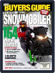 American Snowmobiler Magazine (Digital) Subscription August 16th, 2013 Issue