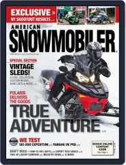 American Snowmobiler Magazine (Digital) Subscription January 5th, 2013 Issue