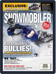 American Snowmobiler Magazine (Digital) Subscription November 3rd, 2012 Issue