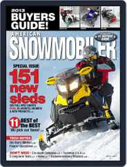 American Snowmobiler Magazine (Digital) Subscription August 18th, 2012 Issue