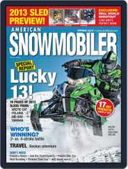 American Snowmobiler Magazine (Digital) Subscription March 10th, 2012 Issue