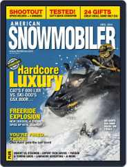 American Snowmobiler Magazine (Digital) Subscription November 5th, 2011 Issue