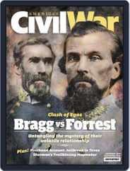 America's Civil War (Digital) Subscription November 1st, 2019 Issue