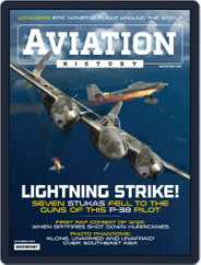 Aviation History (Digital) Subscription November 1st, 2019 Issue