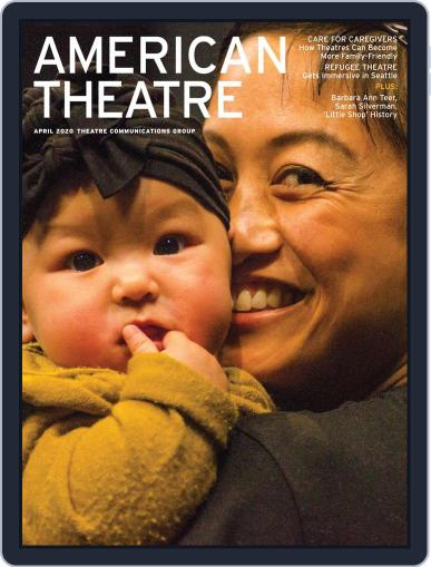 AMERICAN THEATRE (Digital) April 1st, 2020 Issue Cover