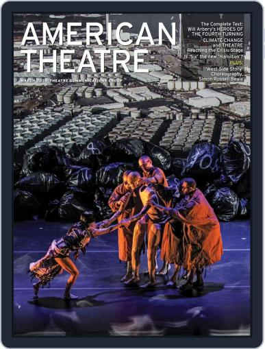 AMERICAN THEATRE (Digital) March 1st, 2020 Issue Cover