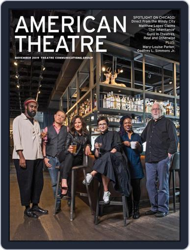 AMERICAN THEATRE (Digital) November 1st, 2019 Issue Cover