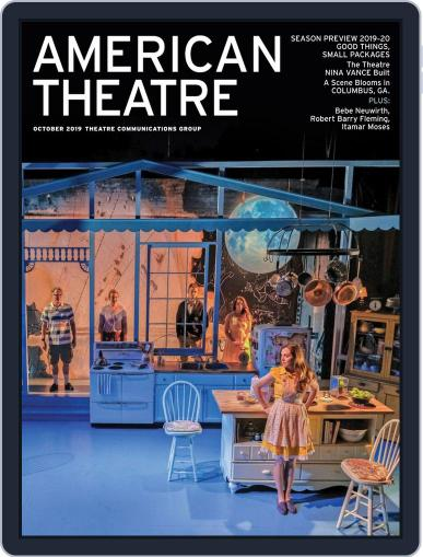 AMERICAN THEATRE (Digital) October 1st, 2019 Issue Cover
