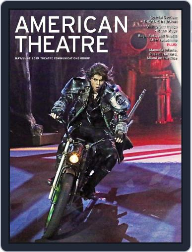 AMERICAN THEATRE (Digital) May 1st, 2019 Issue Cover