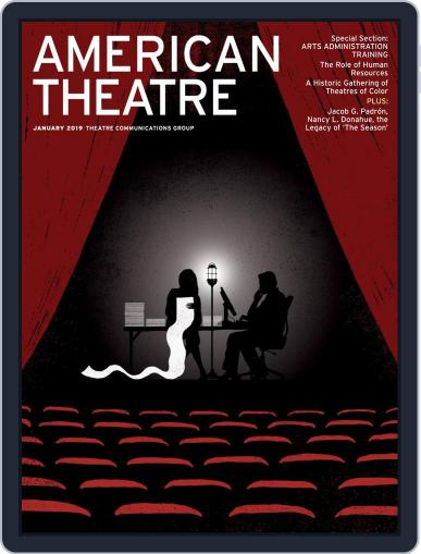 AMERICAN THEATRE (Digital) January 1st, 2019 Issue Cover