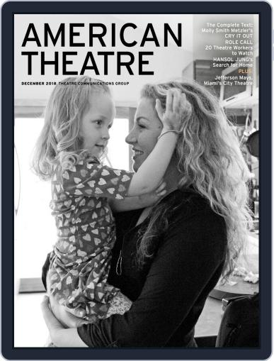 AMERICAN THEATRE (Digital) December 1st, 2018 Issue Cover