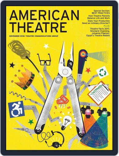 AMERICAN THEATRE (Digital) November 1st, 2018 Issue Cover
