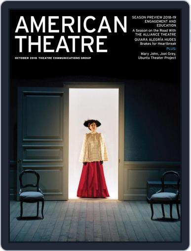 AMERICAN THEATRE (Digital) October 1st, 2018 Issue Cover
