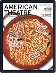 AMERICAN THEATRE (Digital) Subscription October 1st, 2017 Issue