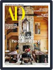 Architectural Digest (Digital) Subscription November 1st, 2019 Issue