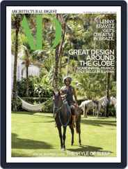 Architectural Digest (Digital) Subscription May 1st, 2019 Issue