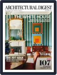 Architectural Digest (Digital) Subscription December 1st, 2016 Issue