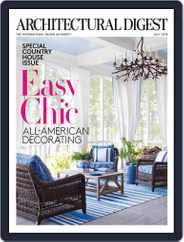 Architectural Digest (Digital) Subscription June 7th, 2016 Issue