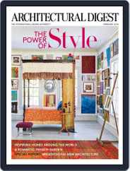 Architectural Digest (Digital) Subscription January 5th, 2016 Issue