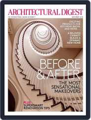 Architectural Digest (Digital) Subscription October 6th, 2015 Issue