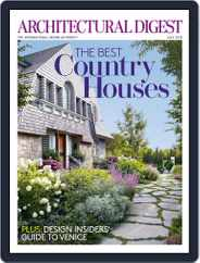 Architectural Digest (Digital) Subscription July 1st, 2015 Issue