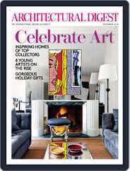Architectural Digest (Digital) Subscription November 4th, 2014 Issue