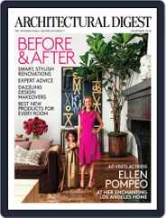 Architectural Digest (Digital) Subscription October 7th, 2014 Issue